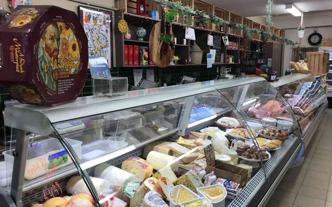 Un giro per i supermercati italiani a Sydney